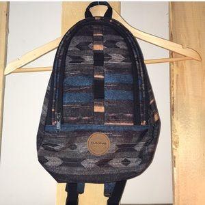 Dakine Backpack tribal